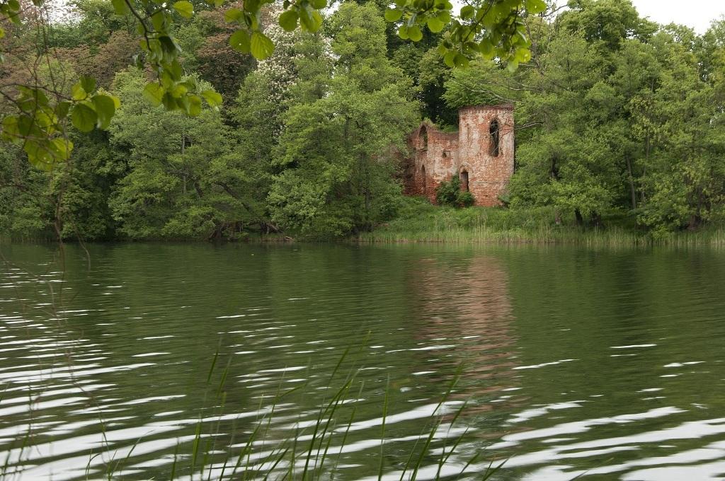 Jezioro Góreckie-pętla puszczykowska