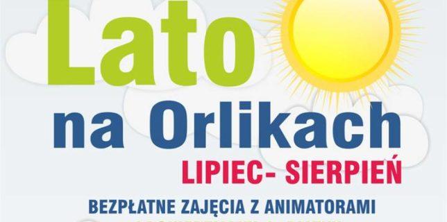 Lato na Orlikach