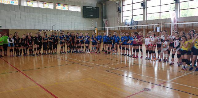 Ogólnopolski Turniej Mini Piłki Siatkowej o Puchar Dyrektora GOSiR